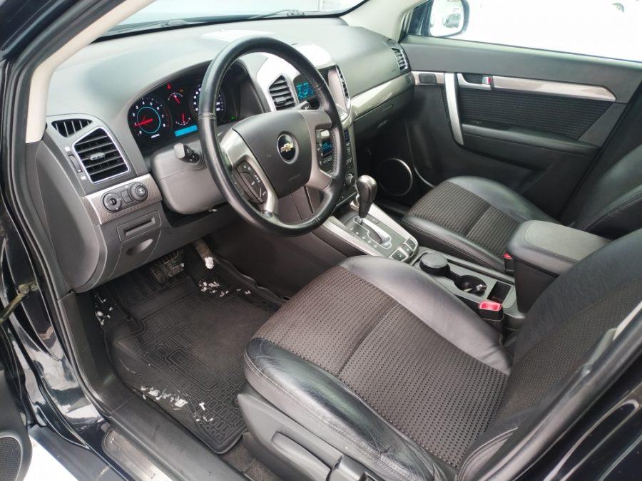 Chevrolet Captiva I
