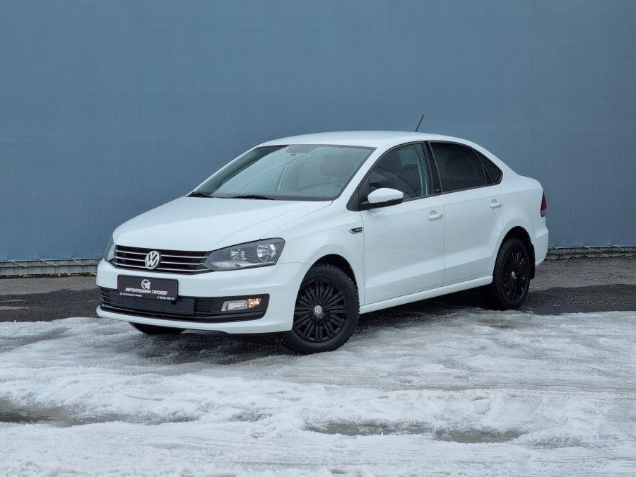 Volkswagen Polo V Рестайлинг