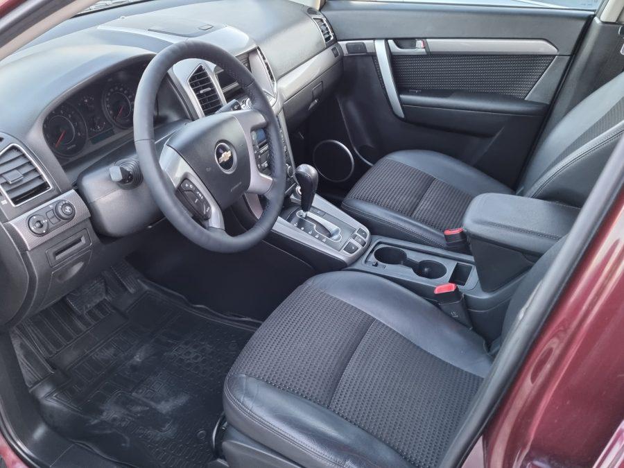 Chevrolet Captiva I Рестайлинг