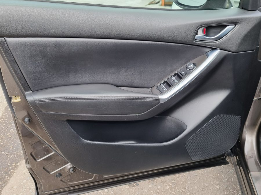 Mazda CX-5 I Рестайлинг