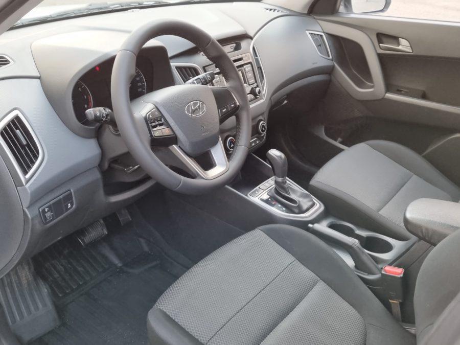 Hyundai Creta I
