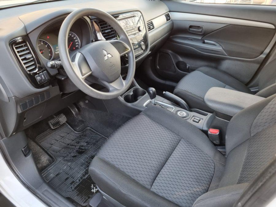 Mitsubishi Outlander III Рестайлинг