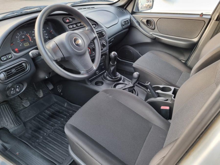 Chevrolet Niva I Рестайлинг