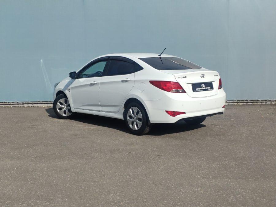 Hyundai Solaris I Рестайлинг
