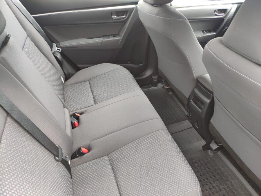 Toyota Corolla XI (E160, E170) Рестайлинг