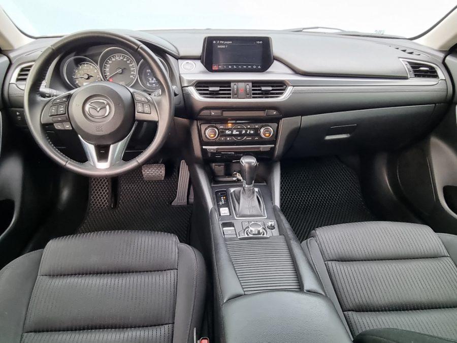 Mazda 6 III (GJ) Рестайлинг