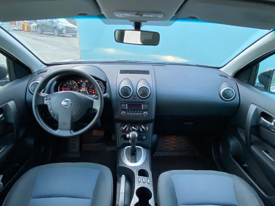Nissan Qashqai I