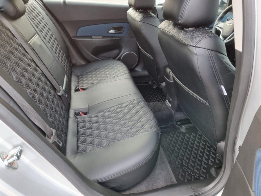 Chevrolet Cruze I Рестайлинг