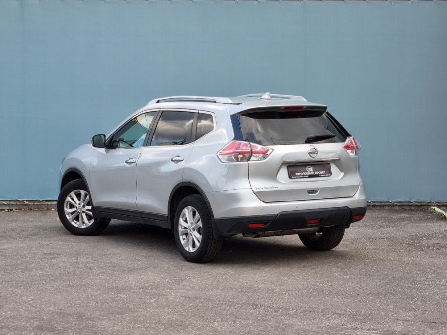 Nissan X-Trail III