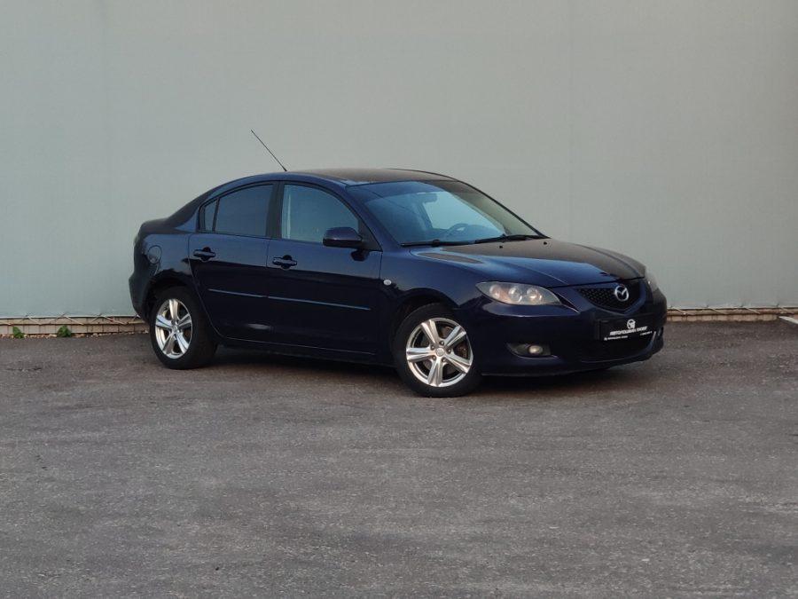 Mazda 3 I (BK)