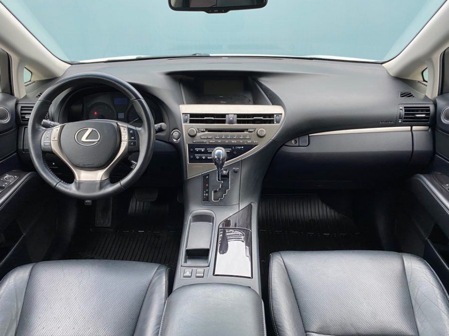 Lexus RX 270 III Рестайлинг