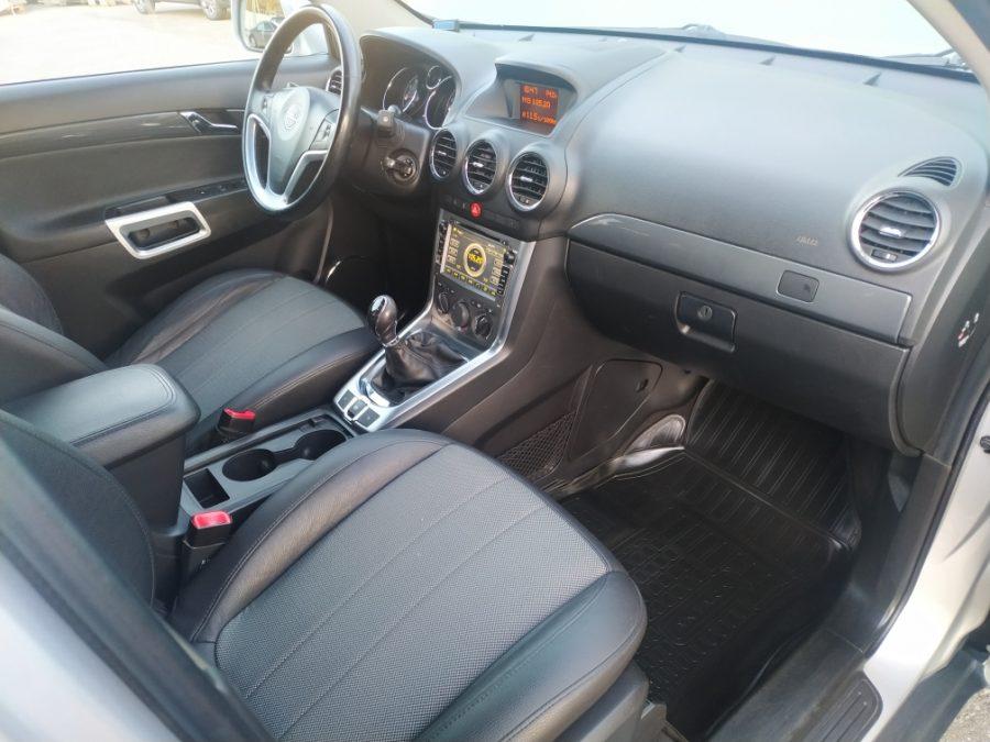 Opel Antara I Рестайлинг